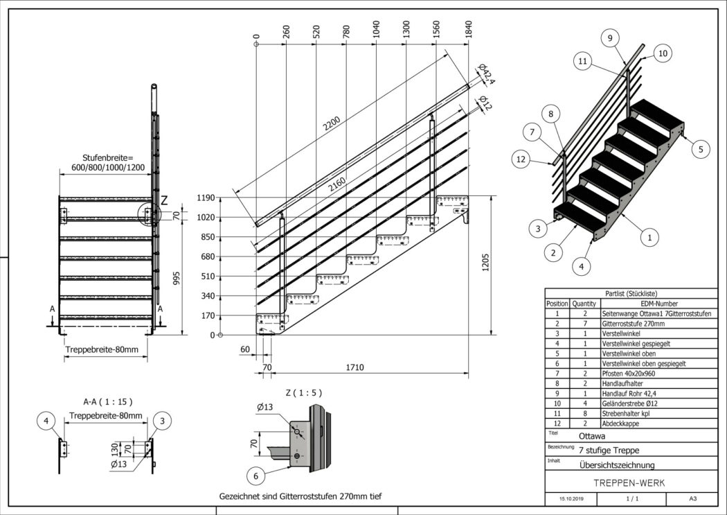Aussentreppe-Ottawa-7-Stufen-technische-Zeichnung