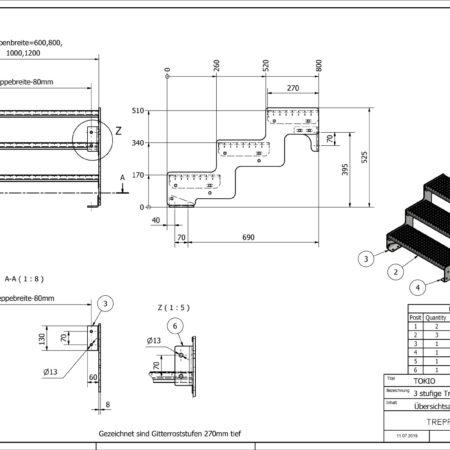 Aussentreppe-Tokio-3-Stufen-technische-Zeichnung
