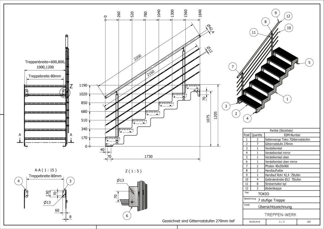Aussentreppe-Tokio-7-Stufen-technische-Zeichnung